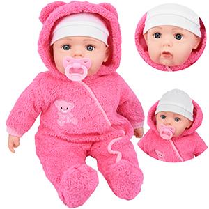 bibi pink onesie