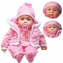 bibi doll pink