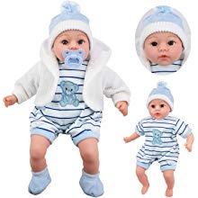 blue doll