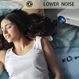 Lower Noise