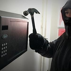 Vecta Safe Wall mounted safe