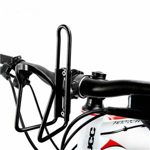 DAOB Bike Water Bottle Holder Rack Mount Adapter Bike Kettle Rack Aluminum Alloy Kettle Mount Clamp Bicycle Water Bottle Cage Holder Adapter