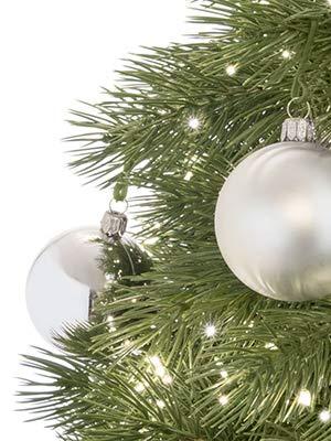 Artificial Christmas Tree Details