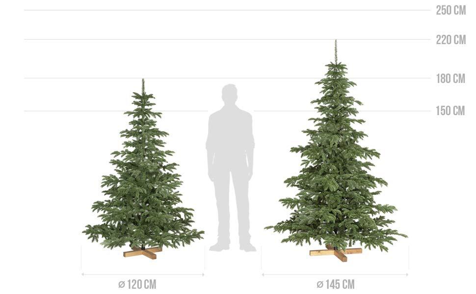 Artificial Christmas Tree Alpine Fir