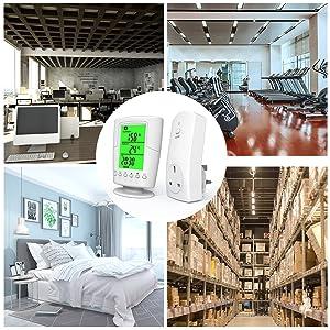 Wireless Remote Thermostat
