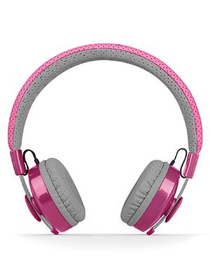 best pink kids headphones