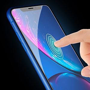 Tempered Glass Screen Protector For Apple iPhone XR-3