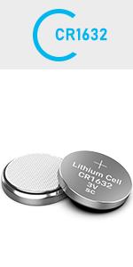 CR1632 CR 1632 3V Lithium Battery(10-pack)