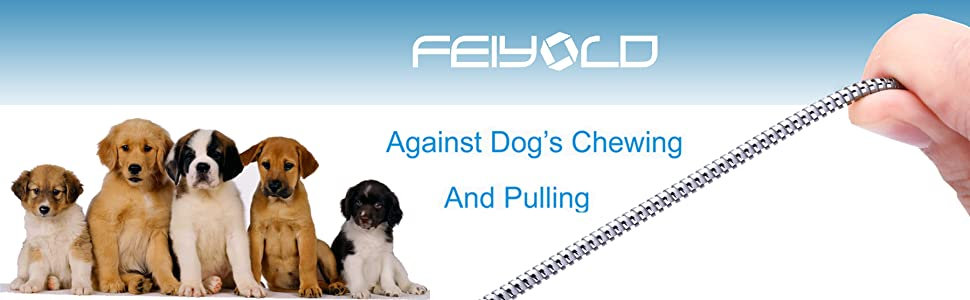 Micro usb cable can against dog's chewing and pulling