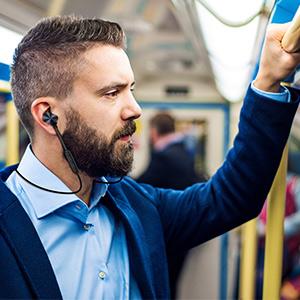 Wireless Headphones, Mpow Bluetooth 4.1 Earphones: Amazon