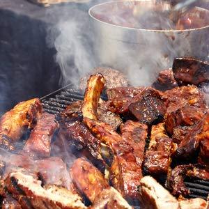 chef grill smoker box cook bbq
