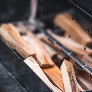 cook grill bbq smoker box