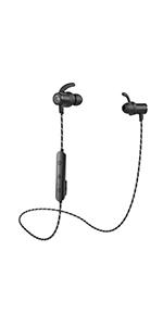 Neckband bluetooth earbuds