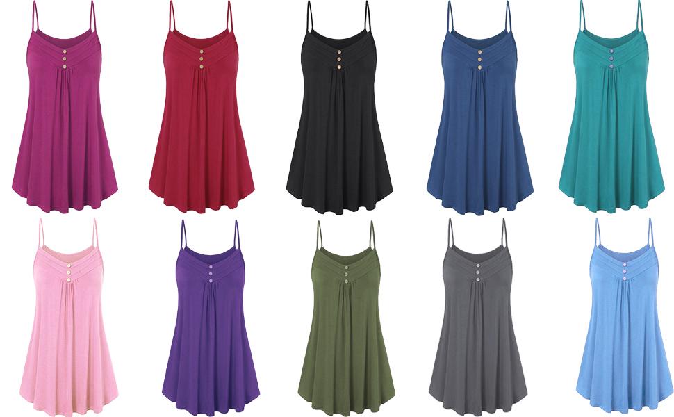 women cami tank top underwea vest top for ladies