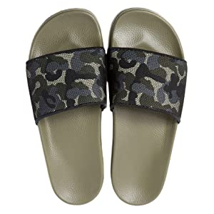 b40edbf401dd camo slydes slider sliders mens slides post gym pool sandals adidas sports  fitness gymwear footwear