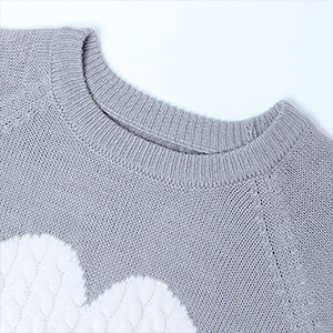 round neck jumper for laides