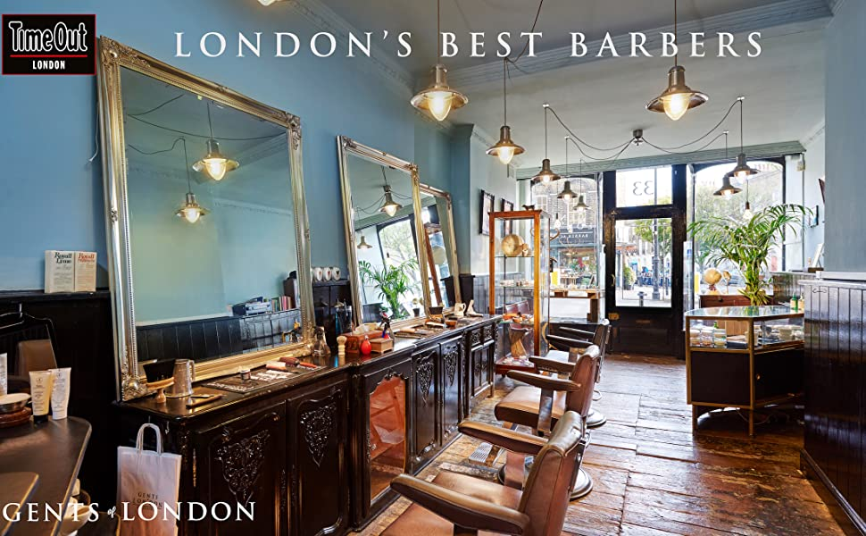 FEATURED IN TIMEOUT AS ONE OF LONDON'S BEST BARBERS IN 2018