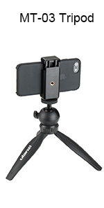 MT-03 Tripod with Phone Mount