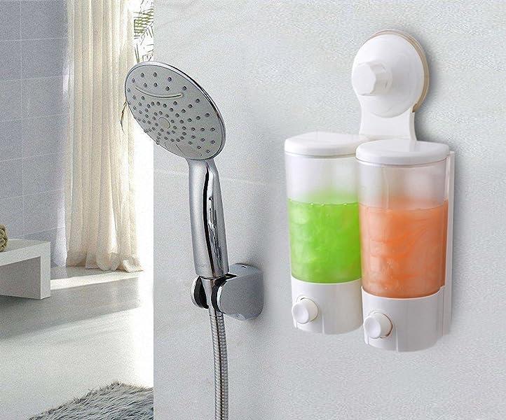 chamber luxury shower top best dispensers chrome bathroom reviews dispenser