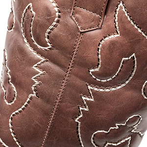 9657560398d SheSole Women's Western Cowgirl Cowboy Boots Size 3-9