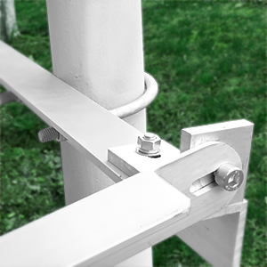 SUPPORT ARM OF POLE MOUNT