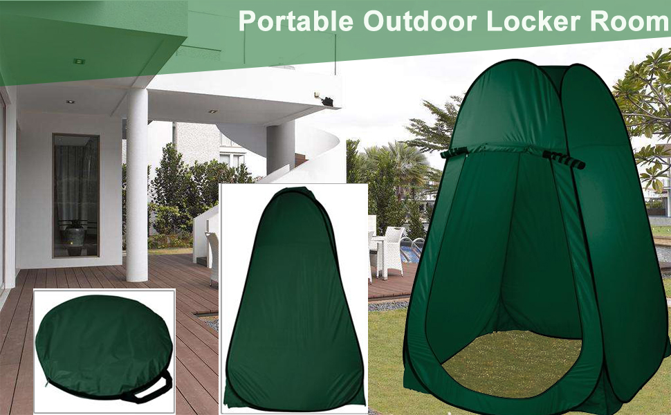 Toilet//Storage Tent Shower Room for Camping Yaheetech Portable Outdoor Camping Recreation Pop Up Tent Traveller 5 Gal 20L