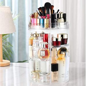 Keep your cosmetics neat on dresser