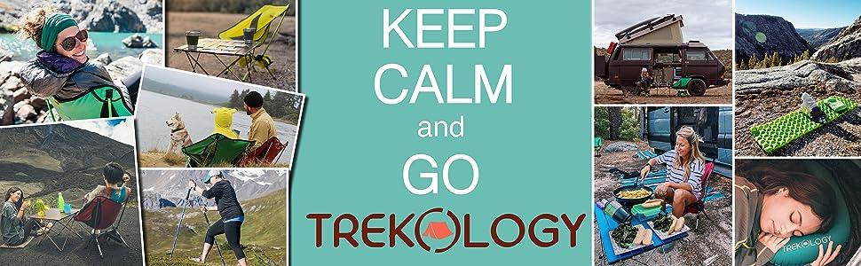 Trekology outdoor camping gears- pillow Aluft