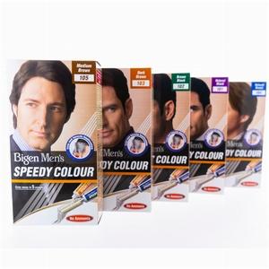 Bigen Mens speedy colour range