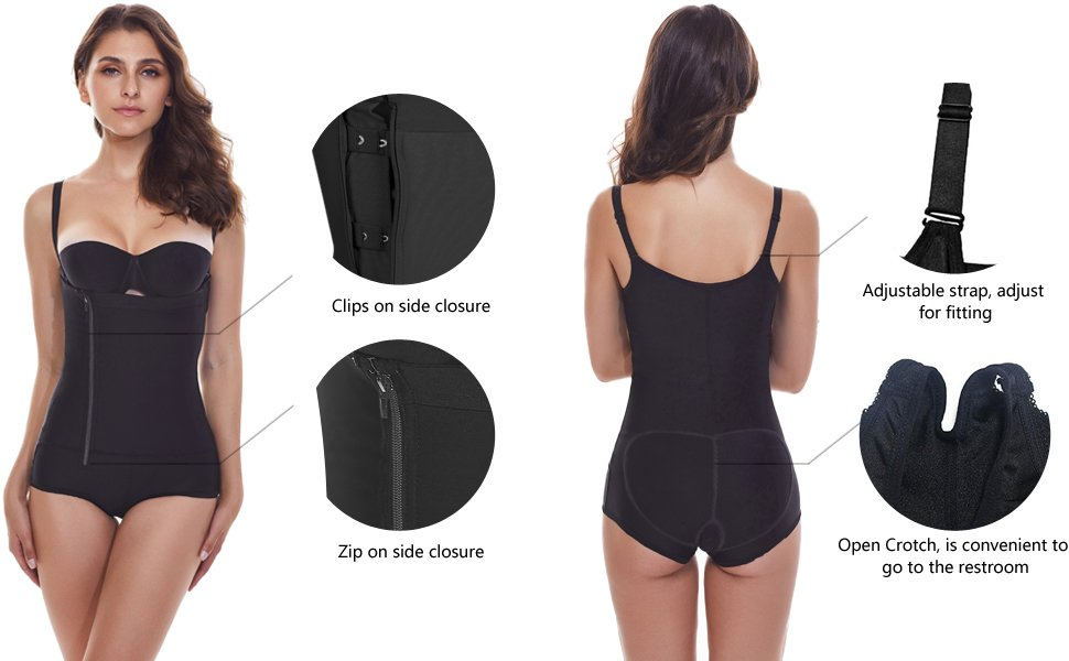 1d9acbaa56808 This shapewear is not just designed for fitness activities. It can be used  either as an everyday shaper or as a postpartum girdle after pregnancy.
