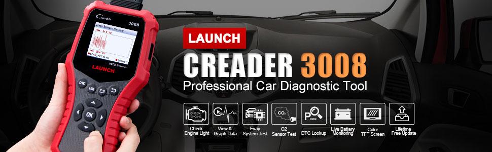 launch creader 3001 launch creader 3008