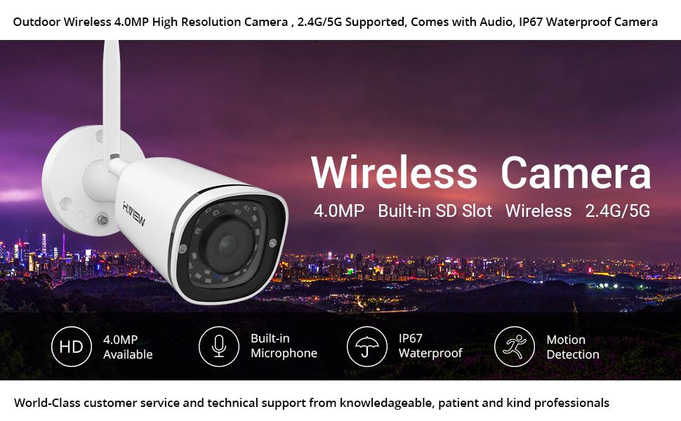4.0MP POE Camera