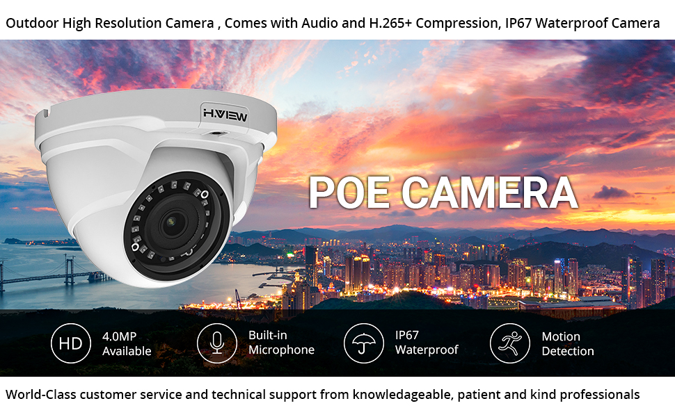 POE Camera