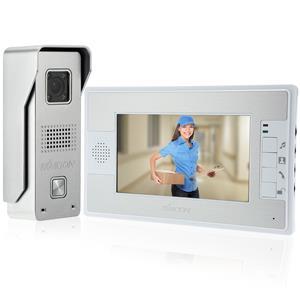 KKMOON 7 Inch Door Viewer Video Doorbell