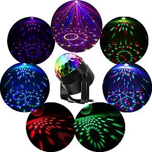 dj music lights