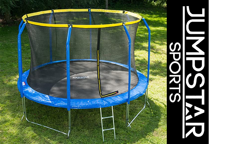 trampoline jump star water woman sport jump summer pool with trampoline jump star proline. Black Bedroom Furniture Sets. Home Design Ideas