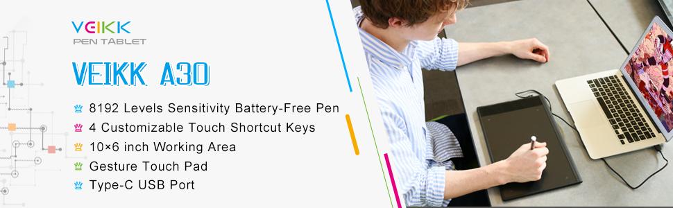 digital drawing pen tablet
