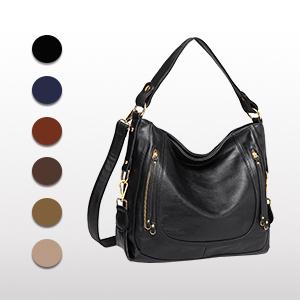 multicolor women handbag