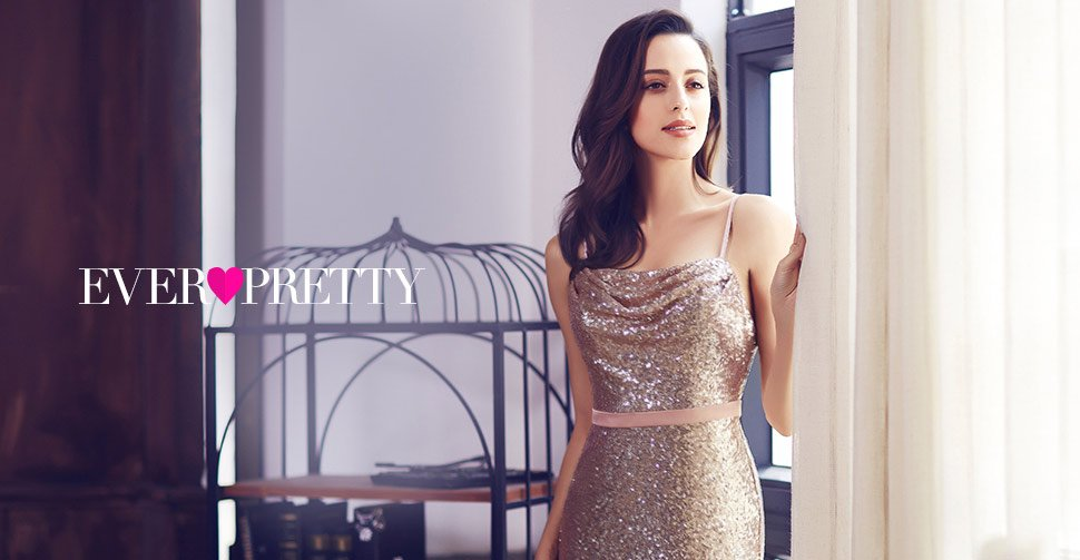 Shimmer and shine at all your special events in these gorgeous sequin dresses.