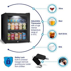 wine, beer, soft drinks, milk, lock, glass, fronted, front, bottle, cabinet