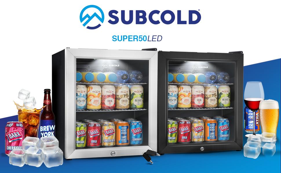 Subcold, Cooler, Refrigerator, Wine, Drinks, Beer, Mini, Hero, Banner