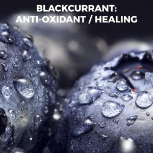 Blackcurrante Oil: Face Wash