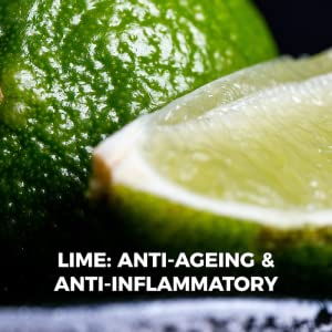 Lime Essential Oil- Men's Face Wash Ingredient