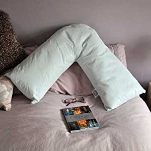 care V shape wipe clean, Nursing pillow