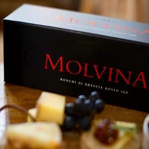 Molvina Wine Ronchi di Brescia Rosso 2014