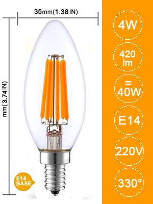 Perfectlight Mano Lampada 400 Lumen