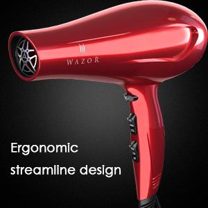 Ionic Lightweight Hairdryer