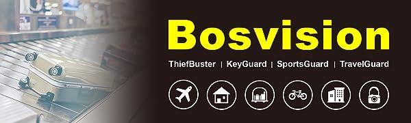 bosvision master lock padlock combination key abus kryptonite desired oria puroma fingerprint tsa