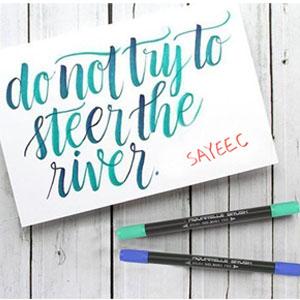 callygraphy brush pens