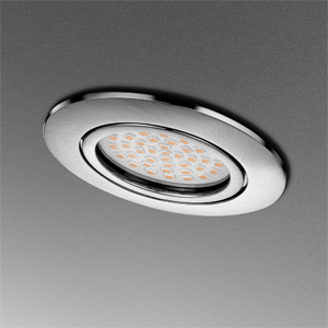 LED Recessed Downlights ,Azhien 5W Recessed Ceiling Spotlights Warm White 2700K 400LM 230V